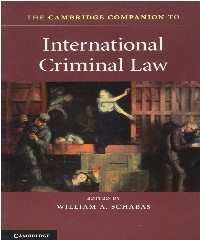 Description: Kết quả hình ảnh cho The Cambridge Companion to International Criminal Law