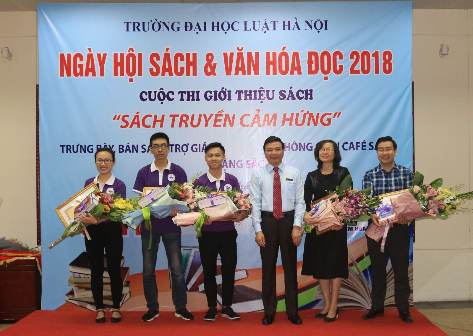 Ngày hội sách & văn hóa đọc 2018