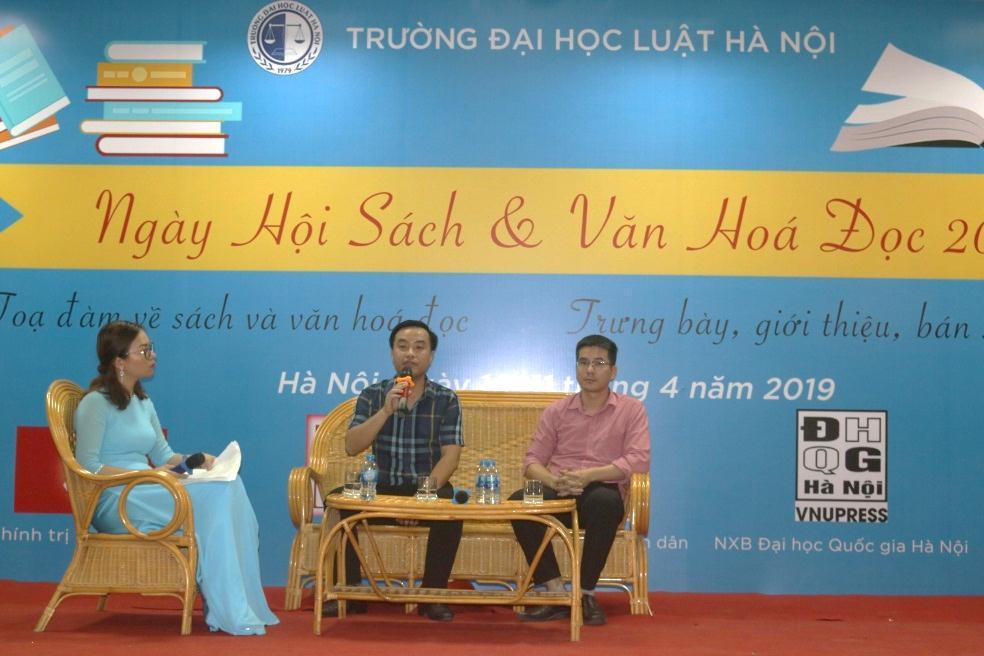 Ngày hội sách & văn hóa đọc 2019